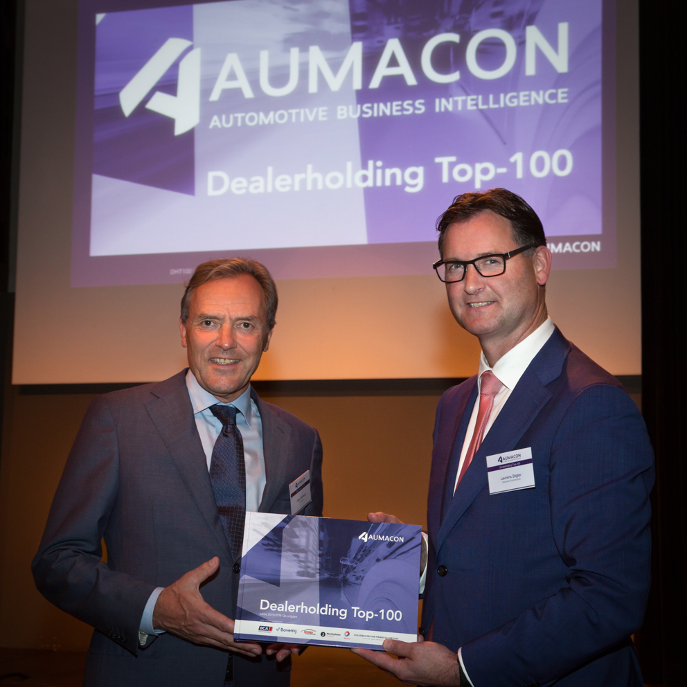 AUMACON Dealerholding Top-100 2016